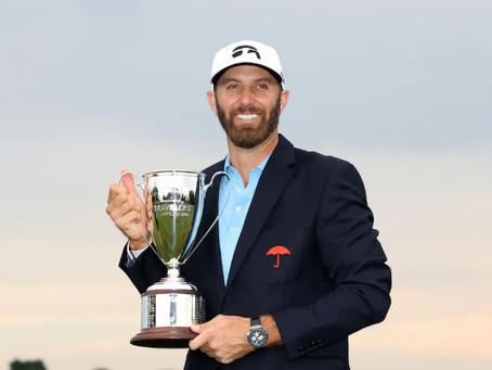 Dustin Johnson wins 2020 Travelers Championship