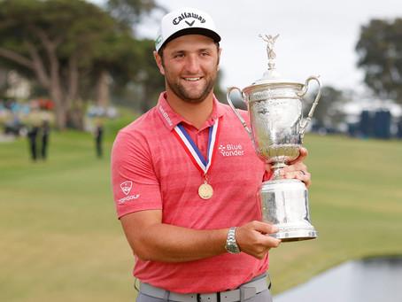 Jon Rahm wins the 2021 U.S. Open