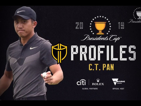 Presidents Cup Player Profiles: C.T. Pan