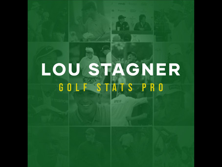 Golf Stat Expert Lou Stagner | Shon Crewe Featured Guest