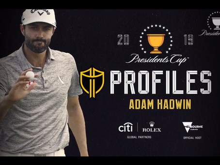 Presidents Cup Player Profiles: Adam Hadwin