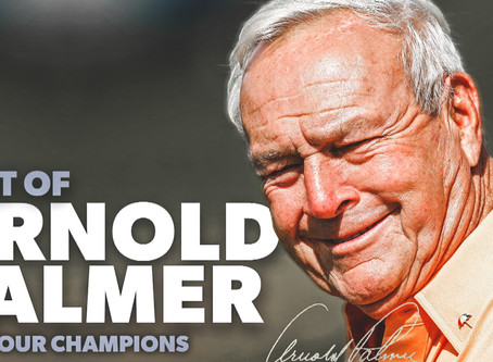 Arnold Palmer's best on PGA TOUR Champions