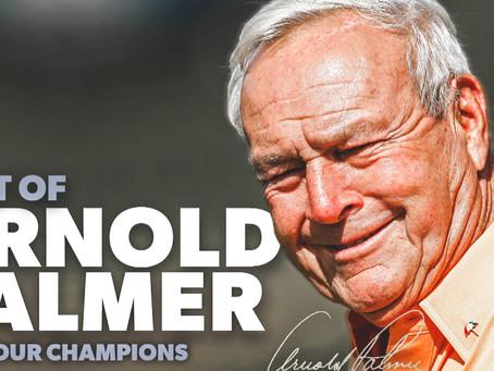Arnold Palmer's best on PGA TOUR Champions