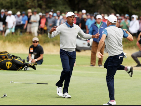 U.S. Team highlights from the 2019 Presidents Cup
