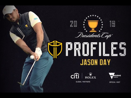 Presidents Cup Player Profiles: Jason Day