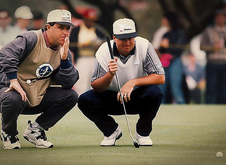 PGA TOUR Caddie Andy Lano | Shon Crewe & Jim Moore Featured Guest