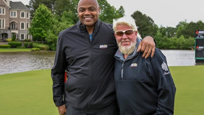 Charles Barkley & John Daly - Mic'd Up Pro-Am!