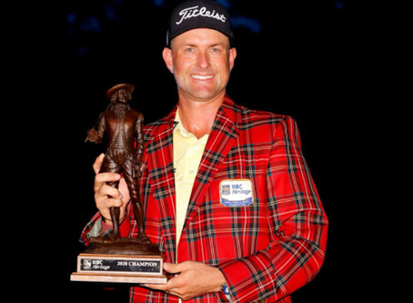 Webb Simpson wins at RBC Heritage
