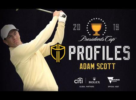 Presidents Cup Players Profiles: Adam Scott