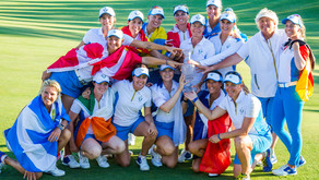 'I'm so proud' Catriona Matthew after Europe beat USA 15-13 in Solheim Cup