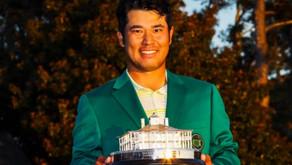 2021 Masters Champion Hideki Matsuyama's Career Highlights