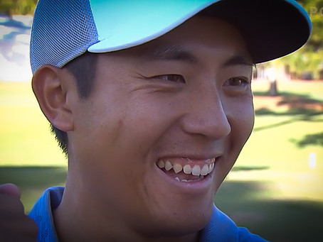 C.T. Pan earns first career win at the 2019 RBC Heritage