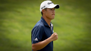 Collin Morikawa wins in playoff at Workday
