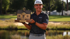 Garrick Higgo claims first PGA TOUR title by one shot at Palmetto Championship