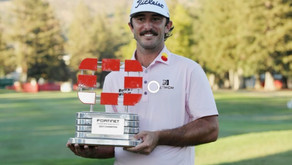 Max Homa cards a 7-under 65 to win 2021 Fortinet Championship