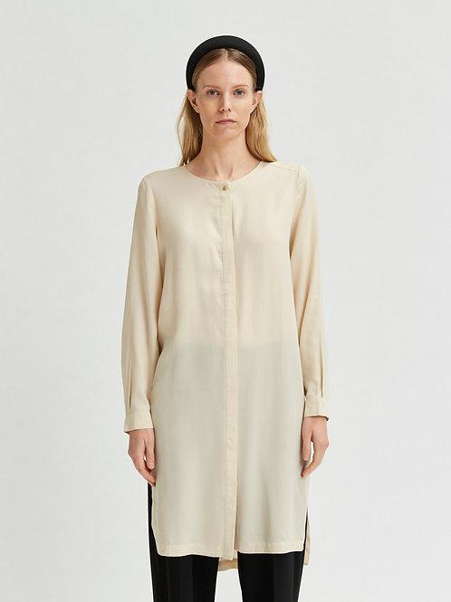 Tunique kleedje lange mouw Selected