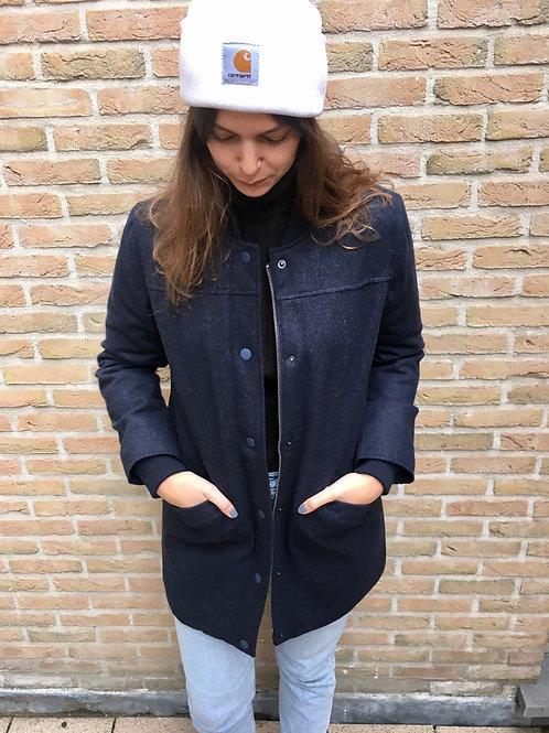 Manteltje met wol van RVCA
