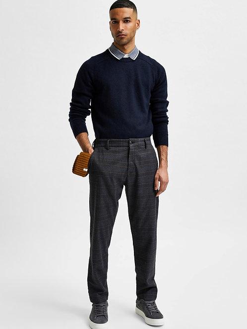 Chino broek slim tapered van Selected Homme