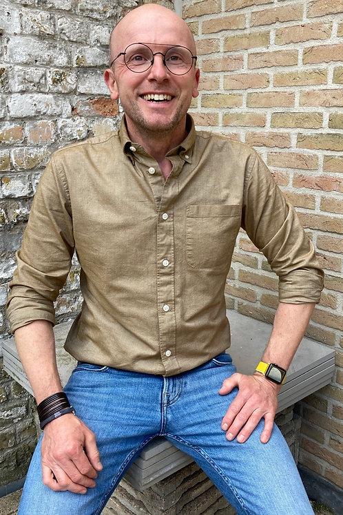 Hemd button down lange mouw van  Selected Homme