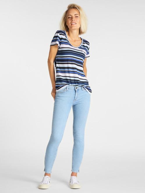 Scarlett cropped jeans light coroval