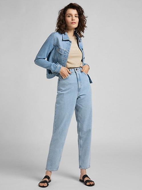Stella ultra hight waist tapered jeans van Lee