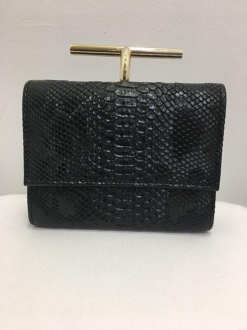 Handtasje met speciaal handvatje