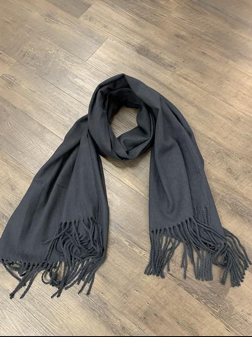 Zachte mélé sjaal Object