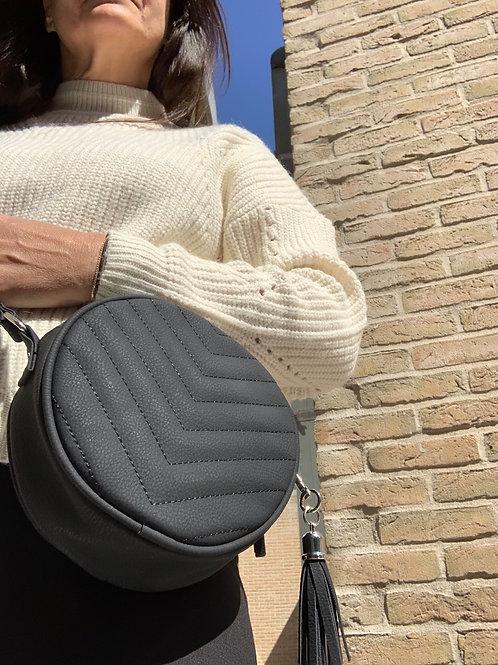 Handtasje rond