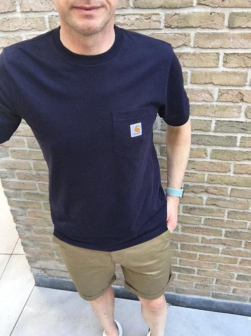 Pocket t shirt korte mouw Carhartt