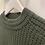Thumbnail: Structuur pull met opstaande kraag van Selected Homme