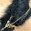 Thumbnail: Schoudertasje in zacht (nep) pelsje