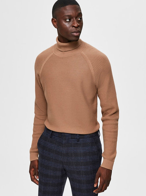 Rolkraag pull Selected Homme