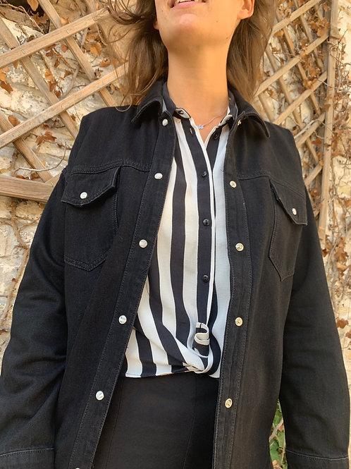 Denim blouse jacket Selected Femme