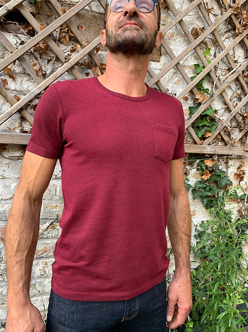 Pocket tee Selected Homme