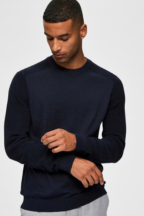 Cotton knit Selected Homme