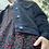 Thumbnail: Teddy denim jacket Object
