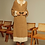 Thumbnail: Lange open cardigan Object