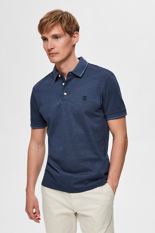 Pique polo Selected Homme