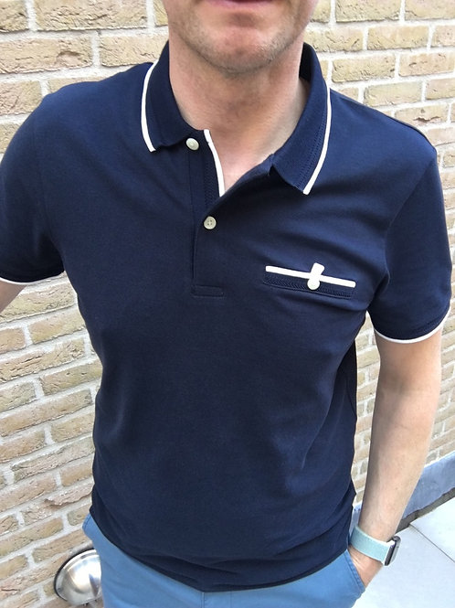 Polo korte mouw Selected Homme