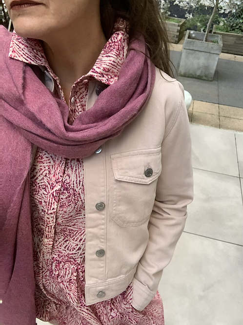Eco cotton jeans jasje Selected Femme