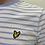 Thumbnail: Breton stripe tee Lyle & Scott