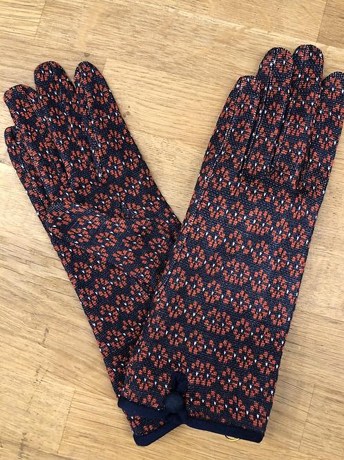 Retro handschoenen King Louie