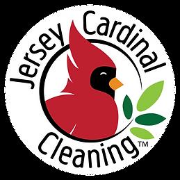 Jersey Cardinal Cleaning logo