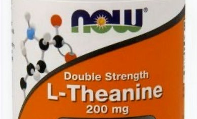 L-Theanine - 200mg Extra Strength