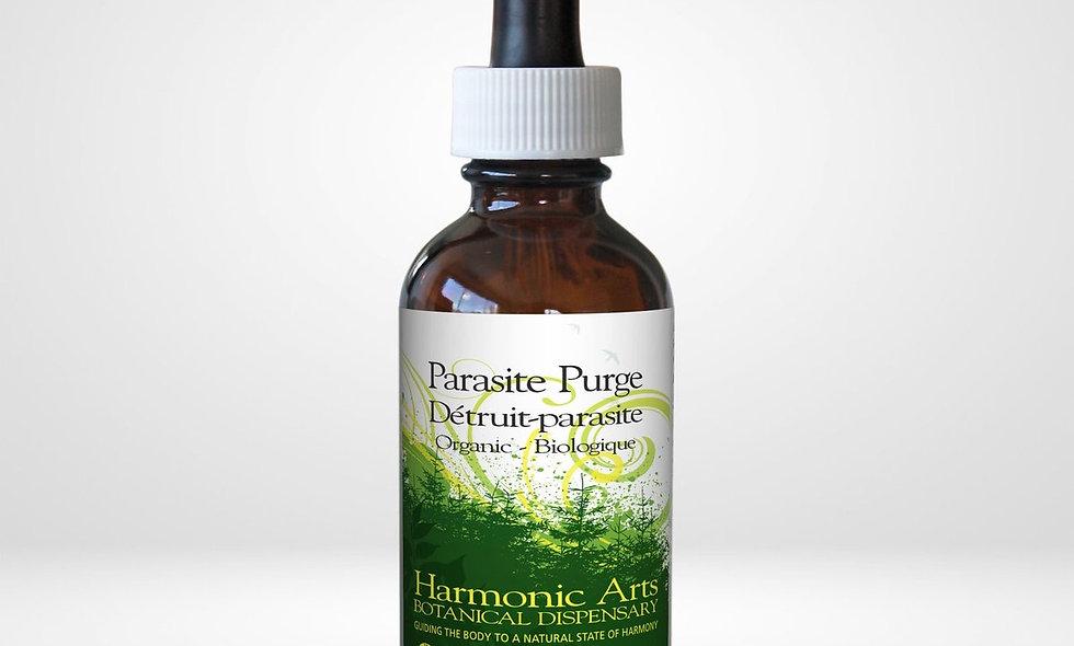Parasite Purge Tincture - Harmonic Arts