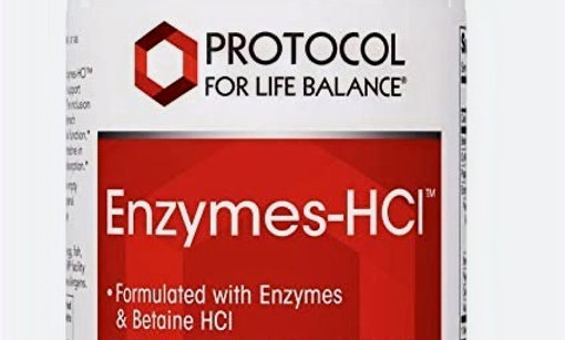 HCL + Digestive Enzymes