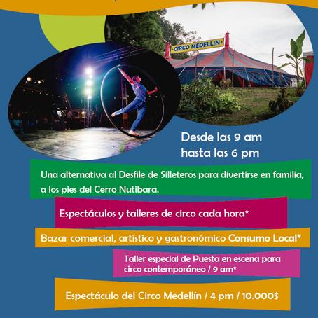 Evento especial: Picnic al Circo