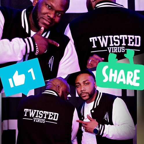 TWISTED JACKET