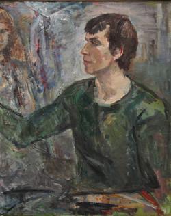 художник Андрей Гриц