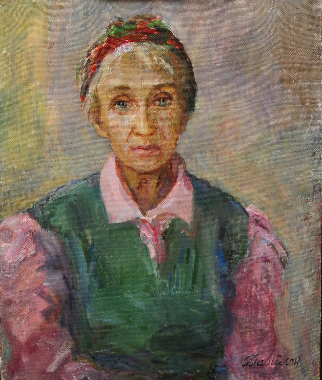 Портрет Ковалевой Л.М..